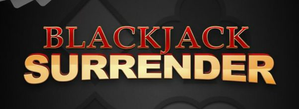 blackjack strategy surrender